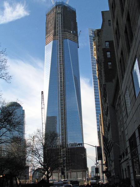 9/11 Memorial- 12/30/11