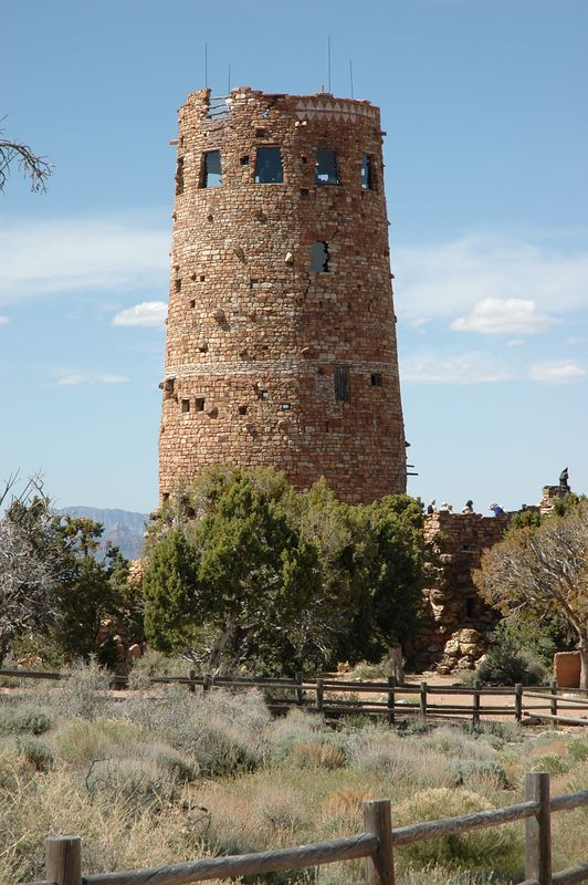 The Watchtower (Desert View)