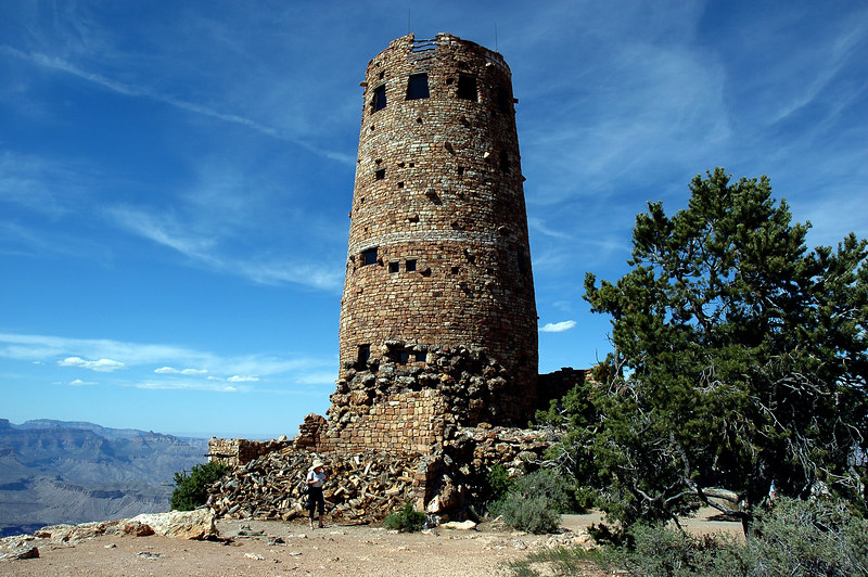 The Watch Tower, Desert View