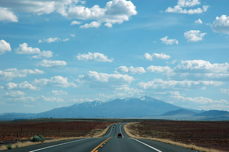 The Road To Flagstaff