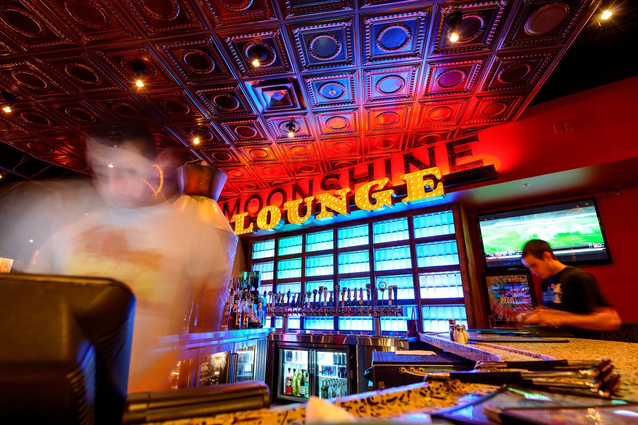 Moohshine Lounge in Mellow Mushroom
