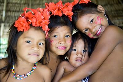 Embera, Panama