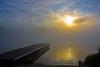 Morning Fog on the river.