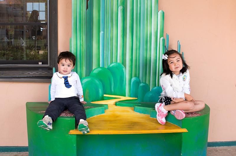 Noah and Maia