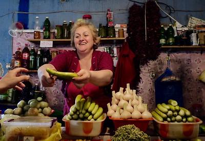 A Walk on Tblisi's Culinary Wild Side