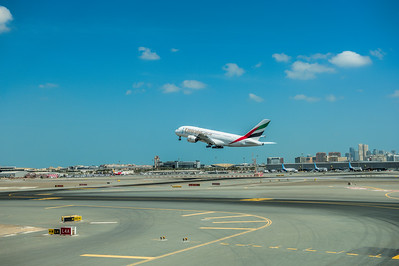 Dubai to Sydney flight