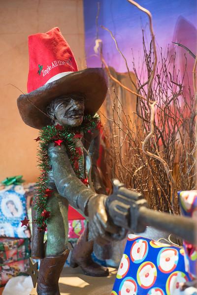 Buckaroo at Christmas
