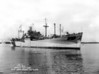 USS Mount Hood (AE-11)<br /> <br /> Date: July 16 1944<br /> Location: Norfolk Navy Yard, Portsmouth VA<br /> Source: William Clarke - National Archives