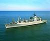 USS Butte (AE-27)<br /> <br /> Date: 1971<br /> Location: Hampton Roads<br /> Source: Nobe Smith - Atlantic Fleet Sales
