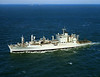 USS Santa Barbara (AE-28)<br /> <br /> Date: November 8 1974<br /> Location: Hampton Roads<br /> Source: Nobe Smith - Atlantic Fleet Sales