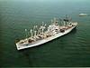 USS Diamond Head (AE-19)<br /> <br /> Date: September 1964<br /> Location: Hampton Roads<br /> Source: Nobe Smith - Atlantic Fleet Sales