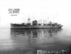 USS Pyro (AE-1)<br /> <br /> Date: October 16 1942<br /> Location: Mare Island, Cal. <br /> Source: William Clarke - National Archives