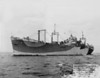 USS Akutan (AE-13)<br /> <br /> Date:  February 23 1945<br /> Location: Tampa, FLA<br /> Source: William Clarke - National Archives