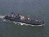 USS Shasta (AE-6)<br /> <br /> Date: June 9 1964<br /> Location: Hampton Roads<br /> Source: Nobe Smith - Atlantic Fleet Sales