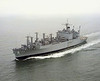 USS Mount Baker (AE-34)<br /> <br /> Date: September 1972<br /> Location: Hampton Roads<br /> Source: Nobe Smith - Atlantic Fleet Sales