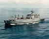 USS Flint (AE-32)<br /> <br /> Date: <br /> Location: Hampton Roads<br /> Source: Nobe Smith - Atlantic Fleet Sales