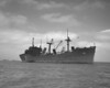 USS Lucidor (AF-45)<br /> <br /> Date: After May 10 1946 (Decommissioned on May 26)<br /> Location: San Francisco Bay<br /> Source: Nobe Smith - Atlantic Fleet Sales