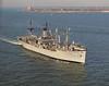 USS Denebola (AF-56)<br /> <br /> Date: November 1964<br /> Location: Hampton Roads off Fort Monroe VA<br /> Source: Nobe Smith - Atlantic Fleet Sales