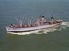 USS Alstede (AF-48)<br /> <br /> Date: September 1964<br /> Location: Hampton Roads VA<br /> Source: Nobe Smith - Atlantic Fleet Sales