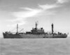 USS Blue Ridge (AGC-2)<br /> <br /> Date: 1946. Either just before or after Bikini Atoll test.<br /> Location: San Francisco Bay CA<br /> Source: Nobe Smith - Atlantic Fleet Sales