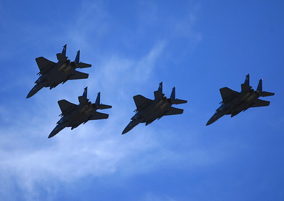 F-15E Strike Eagle's