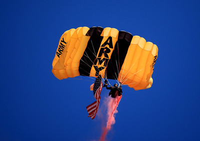 Golden Knights, United State Army Parachute Team