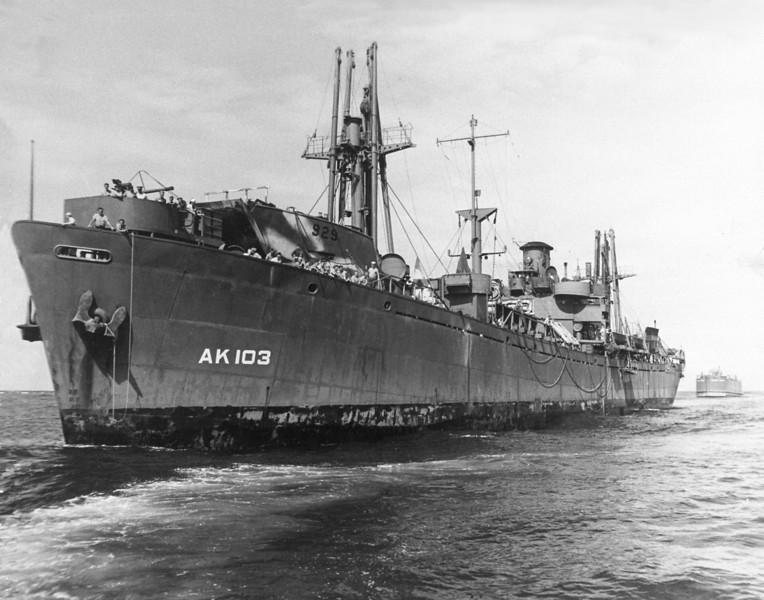 USS Sculptor (AK-103)