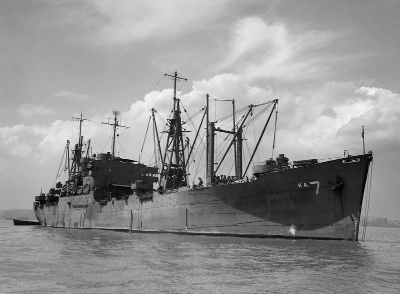 USS Alcyone (AKA-7)