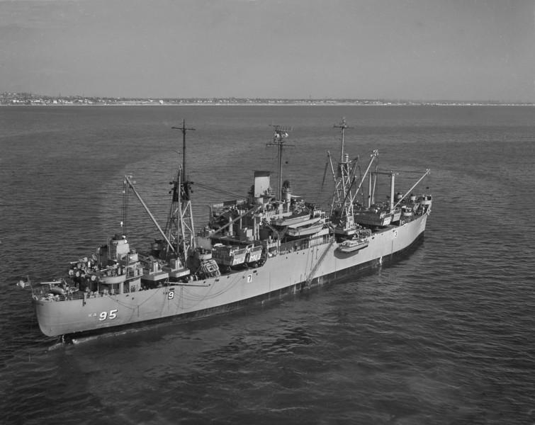 USS Marquette (AKA-95)