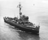 USS Pinnacle (AM-274)<br /> <br /> Date: Jun 21 1945<br /> Location: Norfolk VA<br /> Source: William Clarke - National Archives
