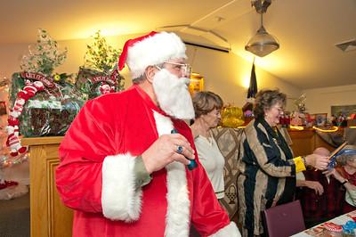 John Perrella aka Santa