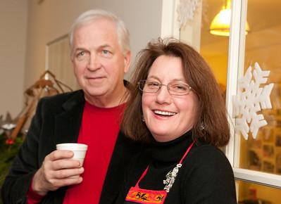 Walter Kislie and Carol Smilie