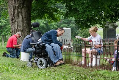 1307_volunteers paint fence_034