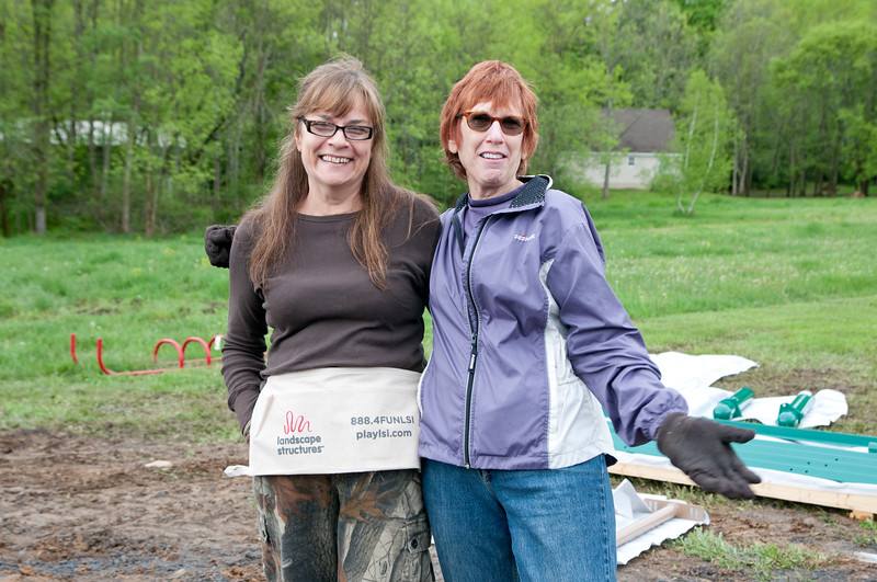 Ancram Playground Build-31
