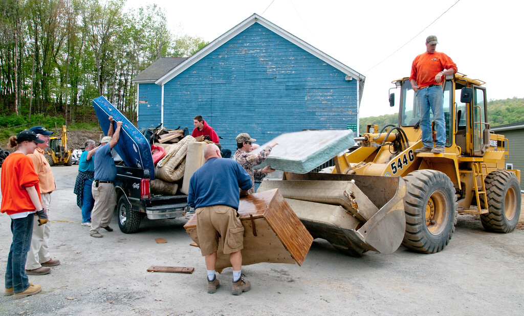 Ancram Clean Up Day-3