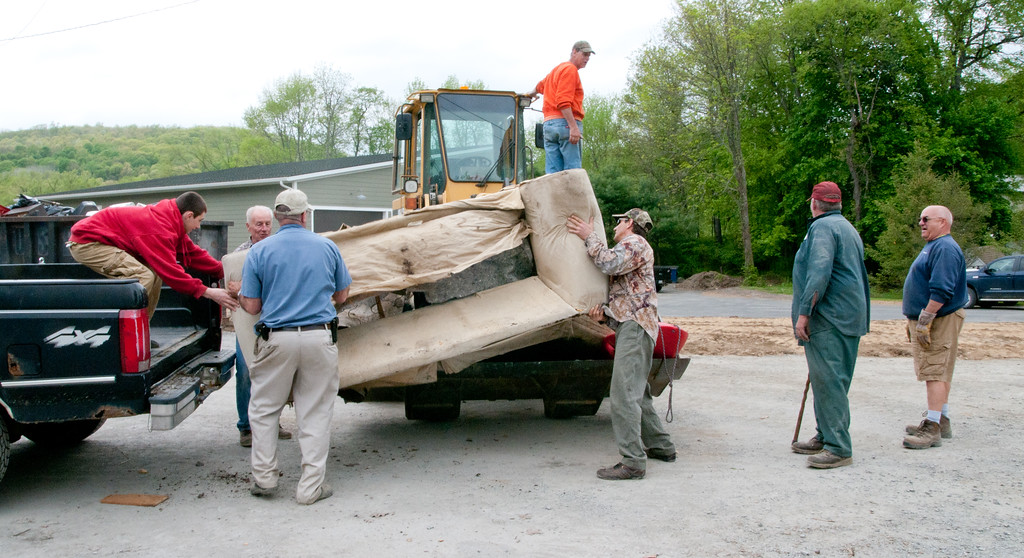 Ancram Clean Up Day-9