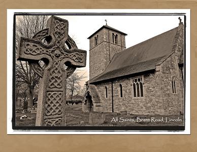 All Saints church, Brant Road, Lincoln