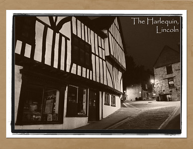 The Harlequin, Steep Hill, Lincoln