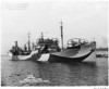 USS Winooski (AO-38)<br /> <br /> Date: October 10 1944<br /> Location: Norfolk Navy Yard<br /> Source: William Clarke - National Archives