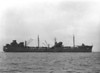 USS Housatonic (AO-35)<br /> <br /> Date: After November 25 1945 (Decommissioned on March 11 1946).<br /> Location:  At anchorage in San Francisco Bay<br /> Source: Nobe Smith - Atlantic Fleet Sales