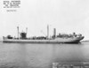 USS Kanawha (AO-1)<br /> <br /> Date: January 2 1943 <br /> Location: Mare Island, CA<br /> Source: William Clarke - National Archives