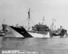 USS Patuxent (AO-44)<br /> <br /> Date:  June 17 1944<br /> Location:  San Pedro CA<br /> Source: William Clarke - National Archives