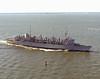 USS Detroit (AOE-4)<br /> <br /> Date: September 18 1999<br /> Location: Hampton Roads VA<br /> Source: Nobe Smith - Atlantic Fleet Sales