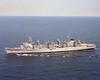 USS Detroit (AOE-4)<br /> <br /> Date: September 1972<br /> Location: Hampton Roads VA<br /> Source: Nobe Smith - Atlantic Fleet Sales