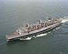 USS Detroit (AOE-4)<br /> <br /> Date: April 3 1974<br /> Location: Hampton Roads VA<br /> Source: Nobe Smith - Atlantic Fleet Sales