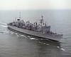 USS Detroit (AOE-4)<br /> <br /> Date: May 7 1985<br /> Location: Hampton Roads VA<br /> Source: Nobe Smith - Atlantic Fleet Sales