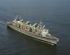 USS Detroit (AOE-4)<br /> <br /> Date: March 19 1979<br /> Location: Hampton Roads VA<br /> Source: Nobe Smith - Atlantic Fleet Sales