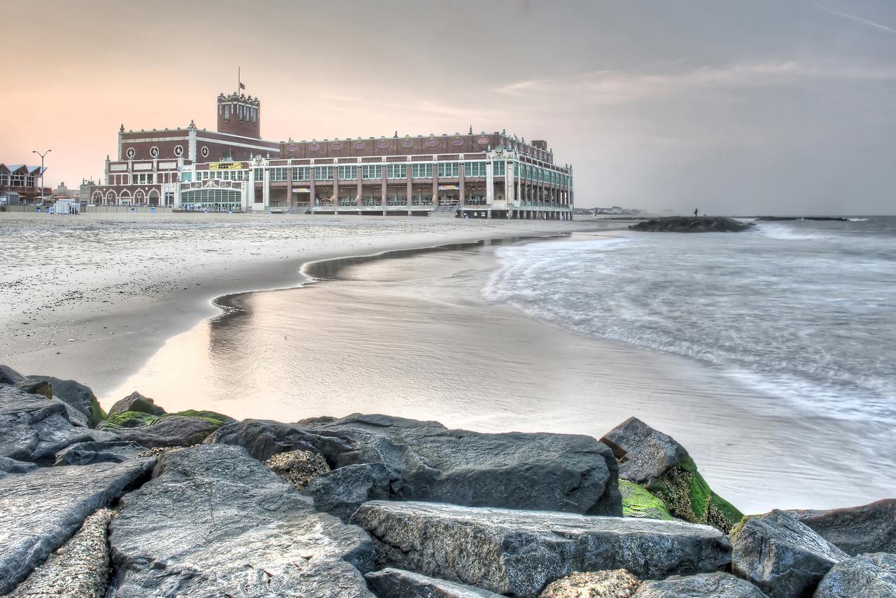 #213 Convention Beach, Asbury Park, NJ.