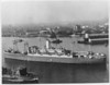 USS Joseph T. Dickman (APA-13)<br /> <br /> Date: April 8 1943<br /> Location: Norfolk Navy Yard, Portsmouth VA<br /> Source: William Clarke - National Archives
