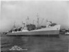 USS William P. Biddle (APA-8)<br /> <br /> Date: August 20 1943 <br /> Location: Norfolk Navy Yard, Portsmouth VA<br /> Source: William Clarke - National Archives